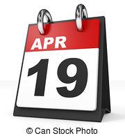 19 april
