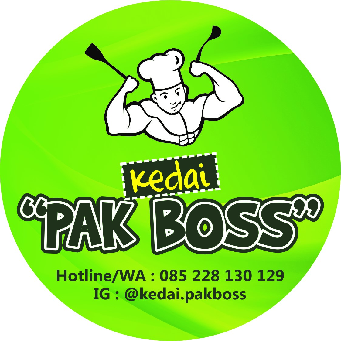 Kedai Pak Boss