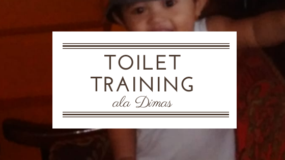 toilet training ala dimas