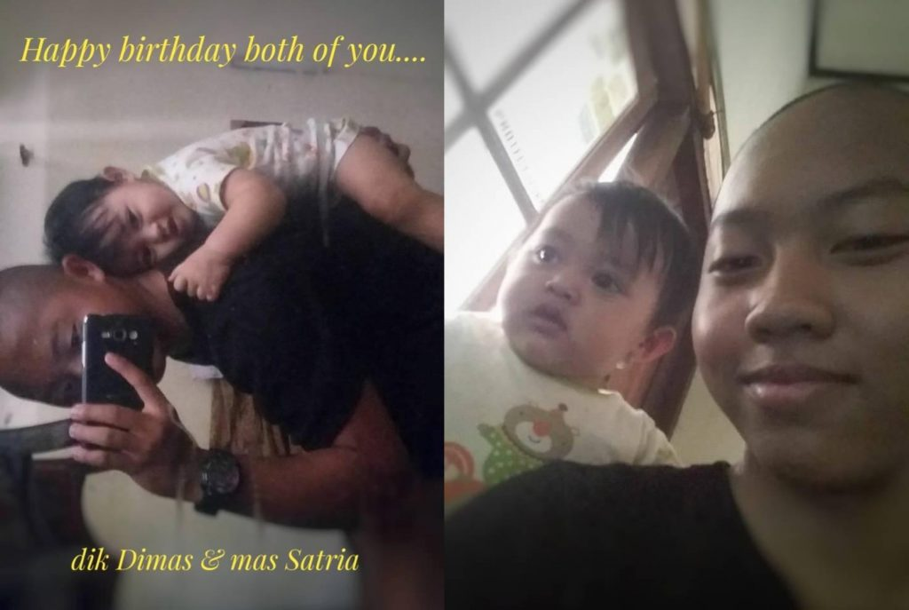 ulang tahun Satria