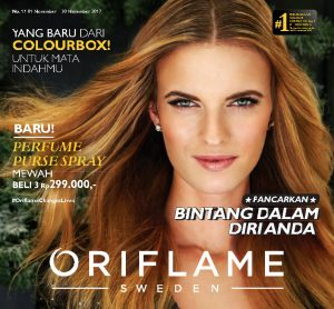 Katalog Oriflame November 2017