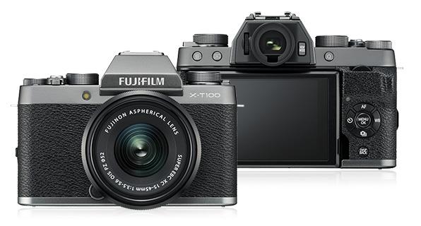kamera fujifilm x-t100