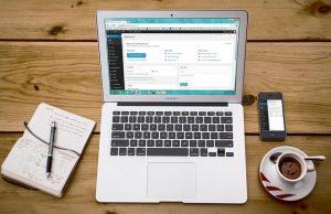 WordPress untuk situs bisnis