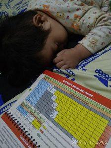 imunisasi anak lanjutan