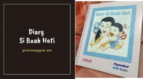 diary si buah hati