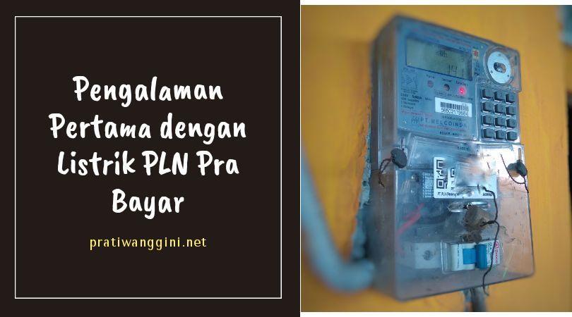 listrik pln pra bayar