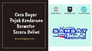 cara bayar pajak kendaraan online