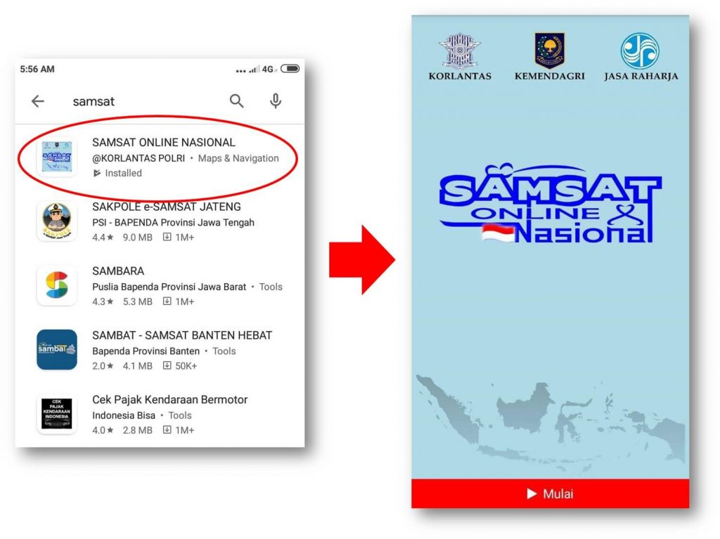 samsat online nasional
