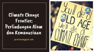 climate change frontier