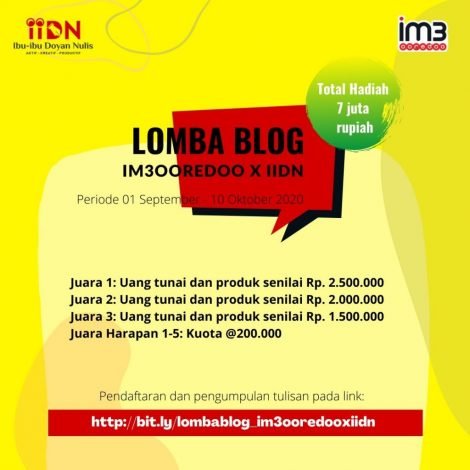 peluang dunia blog blogger