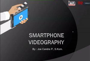 peluang dunia blog smartphone videography