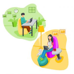 peluang dunia blog work