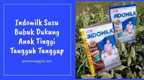 indomilk susu bubuk sachet