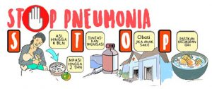 pencegahan pneumonia pada anak stop