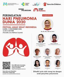 pencegahan pneumonia pada anak flyer