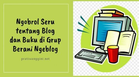 blog dan buku