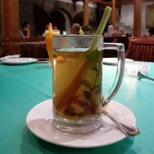 Ginger Lemongrass Mint Tea