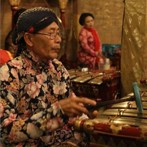 gamelan gadjah wong