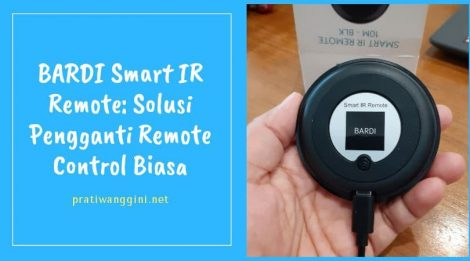 bardi smart ir remote cover
