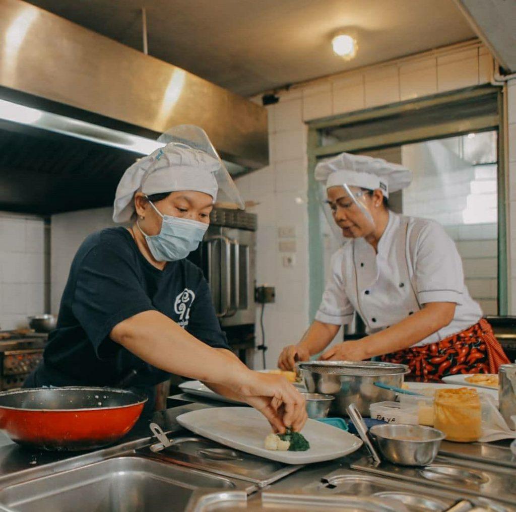 dapur panas gadjah wong