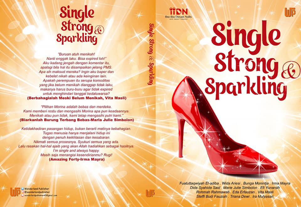buku single strong and sparkling