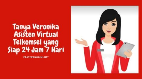 veronika telkomsel