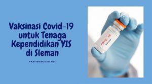 vaksinasi covid-19 tenaga kependidikan