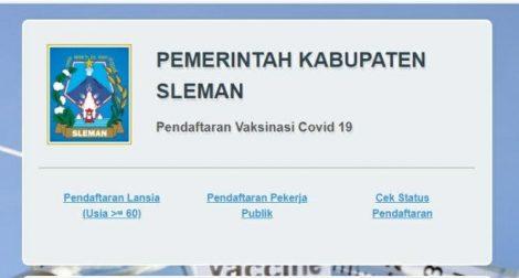 vaksinasi covid-19 sleman