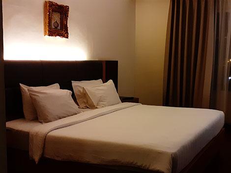 d'senopati hotel superior room