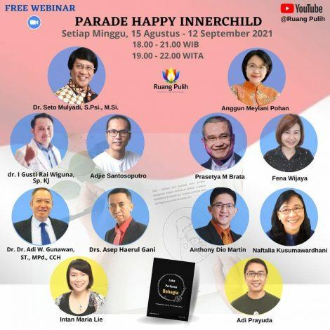 parade happy inner child